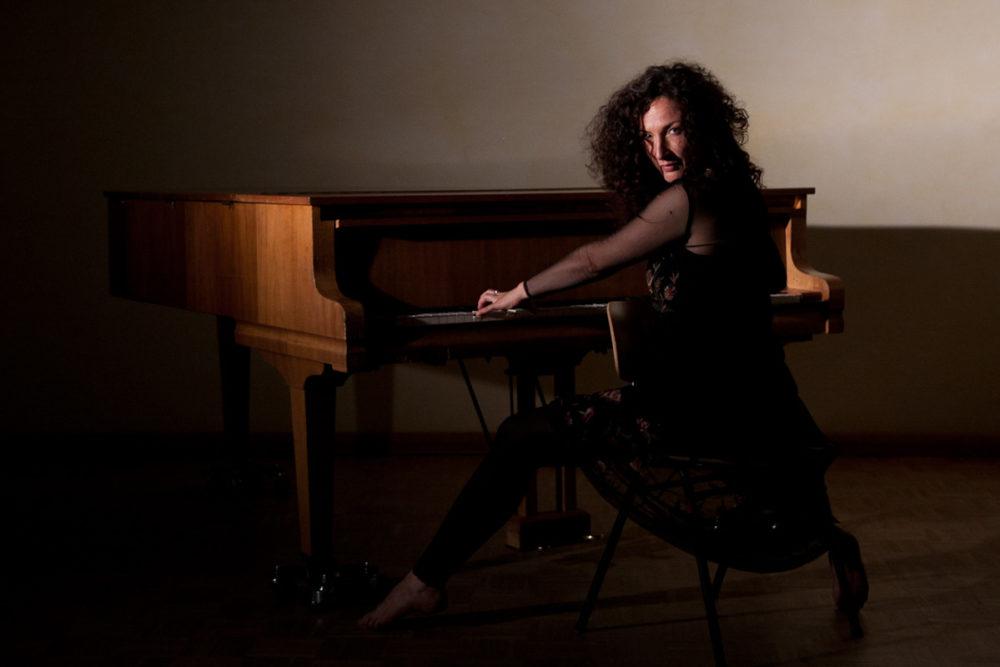 die Sängerin Anja Schumann